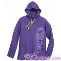 Disney Hollywood Studios Twilight Zone ~ Tower of Terror Ride Character Drop Adult Hooded Shirt