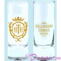 Hollywood Tower Hotel Small Glass ~ Disney's Hollywood Studios ~ Twilight Zone Tower of Terror