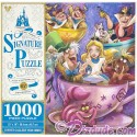 Alice in a Teacup 65th Anniversary 1000 Piece Jigsaw Puzzle- Disney Signature Puzzle