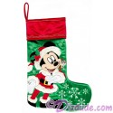 Disney Santa Mickey Mouse Christmas Stocking
