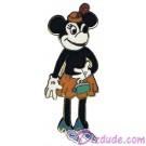 Walt Disney World - Art of Disney - Old Fashioned Minnie Doll Pin Autographed by Disney Artist Mark Seppala© Dizdude.com
