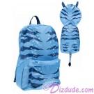 Avatar Na'vi Hooded Canvas Backpack - Disney Pandora – The World of Avatar © Dizdude.com