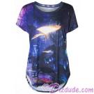 Pandora Sublimated Dolman Adult T-shirt (Tee, Tshirt or T shirt) - Disney Pandora – The World of Avatar