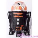 R3 Black & Orange Astromech Droid Dome ~ Pick-A-Hat ~ Series 2 from Disney Star Wars Build-A-Droid Factory © Dizdude.com