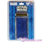 Astromech Droid Single Clam Shell (Clamshell) with Lettering Sticker Sheet ~ Series 2 from Disney Star Wars Build-A-Droid Factory © Dizdude.com