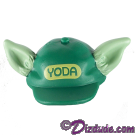 Yoda Hat Part ~ Disney Star Wars Astromech Build-A-Droid Factory © Dizdude.com
