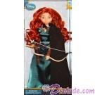 BRAVE Princess Merida's Doll