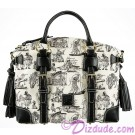 Dooney & Bourke Pirates of the Caribbean Satchel Handbag - Disney World Exclusive © Dizdude.com