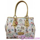 Disney Sketch Large Tote Handbag  by Dooney & Bourke © Dizdude.com