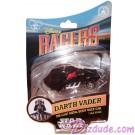 Star Tours Disney Racers Darth Vader Die cast metal body race car 1/64 scale - Disney Star Wars Weekends 2014 © Dizdude.com