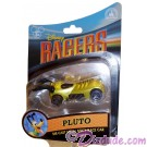 Pluto Disney Racer Die-Cast Metal Body Race Car 1/64 Scale © Dizdude.com