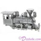 Magic Kingdom Stream Train 3D Metal Model Kit - Disney Exclusive © Dizdude.com