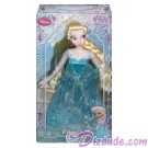 Disney Frozen Elsa Doll - Classic Collection - Frozen Summer Fun Event 2014 ~ Walt Disney World exclusive version