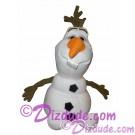 Disney Frozen 12 Inch Olaf Snowman Plush © Dizdude.com
