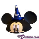 Disney Mickey Mouse Ears Sorcerers Hat © Dizdude.com