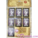 Disney Sorcerers of The Magic Kingdom Gameboard And Booster Pack © Dizdude.com