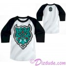 Yeti Three Quarter Sleeve Expedition Everest Youth T-Shirt (Tee, Tshirt or T shirt) ~ Disney Animal Kingdoms