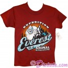 Yeti Logo Youth-Shirt (Tee, Tshirt or T shirt) ~ Disney Animal Kingdoms Expedition Everest
