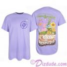 Figment Celebrating 25 Years of Disney Epcot International Flower & Garden Festival 2018 Adult T-shirt (Tee, Tshirt or T shirt)