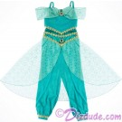 Disney Theme Park Princess Jasmine Sparkle Costume