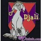 Walt Disney World Cast Lanyard Series 2 ~ Pets of Stars Djali Pin © Dizdude.com