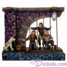 Disney's Pirates of the Caribbean Pirates Jail Scene Figure - Disney Traditions by Artist Jim Shore © Dizdude.com