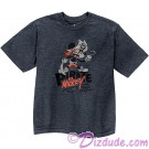 Pirate Mickey Mouse Youth T-shirt (Tee, Tshirt or T shirt) - Disney's Pirates of the Caribbean