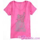 Rock 'N' Roller Coaster Mickey V-Neck Adult T-shirt (Tee, Tshirt or T shirt) - Disney Hollywood Studios