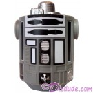 Gray & Black Astromech Droid Body ~ Series 2 from Disney Star Wars Build-A-Droid Factory © Dizdude.com