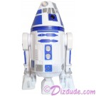 R4 White & Blue Astromech Droid ~ Pick-A-Hat ~ Series 2 from Disney Star Wars Build-A-Droid Factory © Dizdude.com