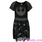 Rebel Alliance Adult Logo Dress - Disney Star Wars © Dizdude.com