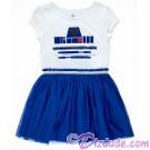 Star Wars R2-D2 Youth Dress - Disney Star Wars © Dizdude.com