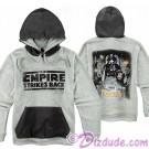 The Empire Strikes Back Adult Hoodie - Disney's Star Wars © Dizdude.com