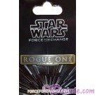 Rogue One A Star Wars Story Pin ~ Disney Exclusive Limited Release © Dizdude.com