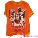Star Wars Poster Youth T-shirt  (Tee, Tshirt or T shirt) - Disney Star Wars © Dizdude.com