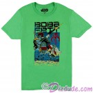 Disney Star Wars Boba Fett Bounty Hunter Adult T-Shirt (Tshirt, T shirt or Tee) © Dizdude.com