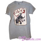 Disney Star Wars Darth Vader Adult T-Shirt (Tshirt, T shirt or Tee) © Dizdude.com