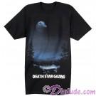 Death Star Gazing Adult T-Shirt (Tshirt, T shirt or Tee) - Disney's Star Wars © Dizdude.com
