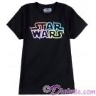 Star Wars Lightsaber Adult T-Shirt (Tshirt, T shirt or Tee) - Disney's Star Wars © Dizdude.com
