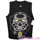 Disney Star Wars Stormtrooper Mesh Sleeveless Youth Shirt / Tank © Dizdude.com