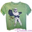 Stormtrooper Youth T-Shirt (Tshirt, T shirt or Tee) - Disney's Star Wars © Dizdude.com