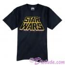 Star Wars Title Adult T-Shirt (Tshirt, T shirt or Tee) - Disney's Star Wars © Dizdude.com