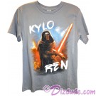 Kylo Ren Youth T-Shirt (Tshirt, T shirt or Tee) - Disney Star Wars: The Force Awakens © Dizdude.com