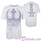 The Resistance Adult T-Shirt (Tshirt, T shirt or Tee) - Disney Star Wars Episode VIII: The Last Jedi  © Dizdude.com