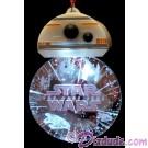 Disney Star Wars: The Last Jedi BB-8 Glow Lanyard or Christmas Ornament © Dizdude.com