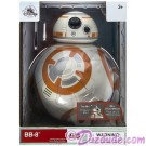 BB-8 Talking Action Figure with Lights & 25+ Sounds Effects - Disney Star Wars Episode VIII: The Last Jedi © Dizdude.com
