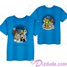 Walt Disney World Star Wars Character Youth T-Shirt (Tshirt, T shirt or Tee) Printed Front & Back © Dizdude.com