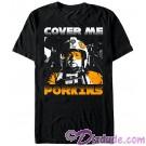 Star Wars Cover Me Porkins Adult T-Shirt (Tshirt, T shirt or Tee) © Dizdude.com