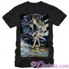 Star Wars Vintage Movie Poster Adult T-Shirt (Tshirt, T shirt or Tee) © Dizdude.com