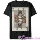 Star Wars Boba Fett Playing Card Adult T-Shirt (Tshirt, T shirt or Tee) © Dizdude.com